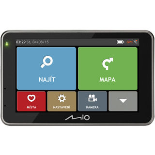 MIO Combo 5207 FULL EUROPE LM plus 8GB SD card