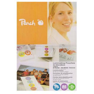 PEACH -- Laminovacia folia  A3 125mi 100ksPP525-01