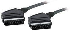 Prepojovací kábel Belkin SCART - 3x CINCH, 1,5 m - F8V23269Aea1,5M