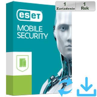 ESET Mobile Security aktualizcia1zariad na 1rok