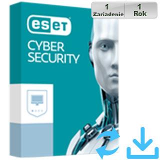 ESET Cybersecurity 1 PC + 1 rok predĺženie