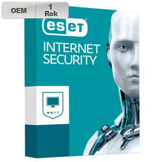 ESET Internet Security 2018 OEM na 1r