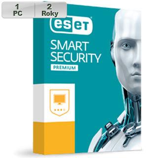 ESET Smart Security Premium 2018 1PC na 2r
