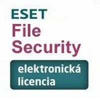 ESET NOD32 File Security pre WIN Update 1srv + 2roky