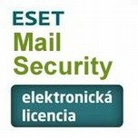 ESET NOD32 Mail Security pre WIN 50-99 mail + 1rok