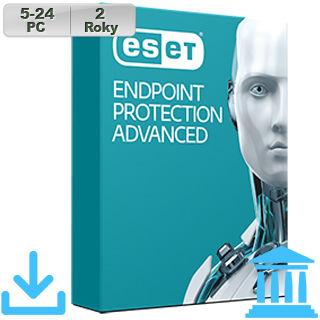 ESET Endpoint Prot Adv GOV 2018 5-24PC na 2r