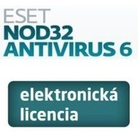 ESET NOD32 Antivirus GOV 1 PC na 1 rok