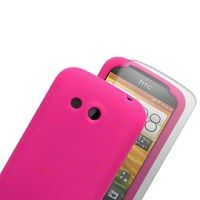 OEM Ochranný kryt Candy Pink na HTC Desire C (ružo