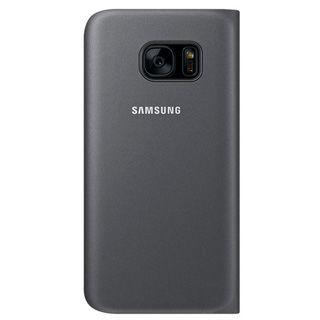 SAMSUNG Púzdro FLIP pre Galaxy S7 čierne
