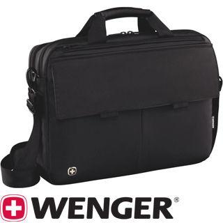 """WENGER ROUTE 16"""" Taška pre notebook a tablet čie"""