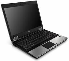 Netbook HP EliteBook 2540p 12,1/i5-M540/250GB/4G/WiFi/DOS