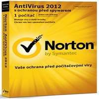 Norton Antivírus 2012 1 user - 21197090