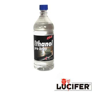 LUCIFER Etanol pre krby 1 l 40300