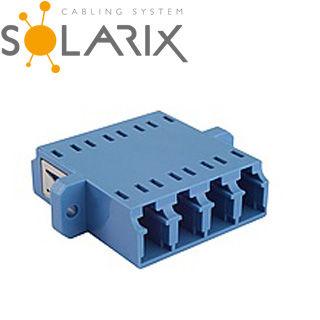 SOLARIX Adaptér LC SM OS1 quad