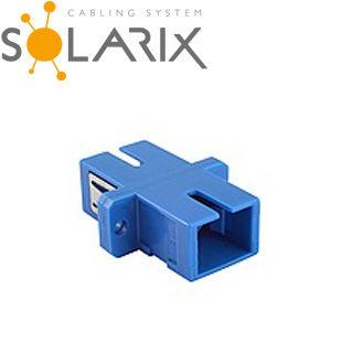 SOLARIX Adaptér SC SM OS1 simplex