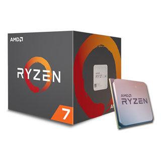 AMD Ryzen 7 1700 Wraith Spire 65W cooler