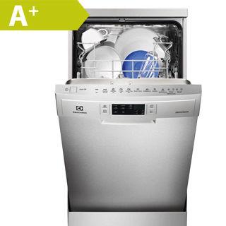 ELECTROLUX Voľne stojaca umývačka riadu ESF4510LOX