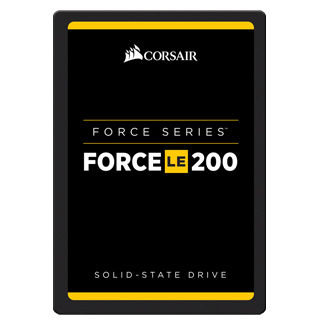 "CORSAIR SSD FORCE LE200 120GB/2,5""/SATA3/7mm"