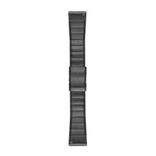 GARMIN Kovový remienok QuickFit 26 Fenix 3/5X