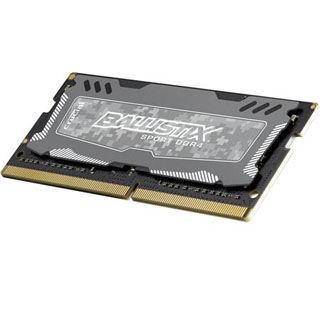 CRUCIAL Ballistix Sport LT GREY 4GB/DDR4 SO-DIMM/2