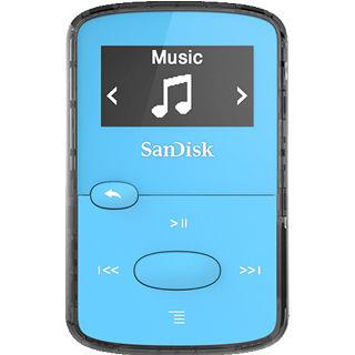 SANDISK Sansa Clip Jam 8GB modrá