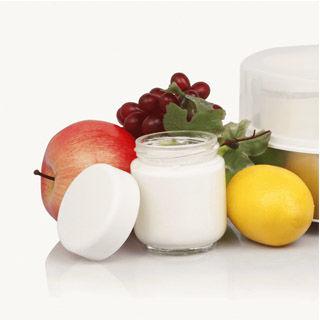 STEBA Poháre pre jogurtovač JM2
