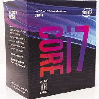 INTEL Intel Core i7-8700 12M Cache, up to 4.60 GHz