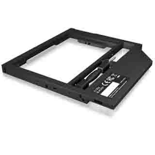 RAIDSONIC ICY BOX Adaptér SSD/HDD DVD 9/9,5mm