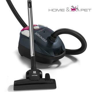 CONCEPT Vreckový vysávač HOME & PET VP-8320