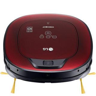 LG HOM-BOT Robotický vysávač VR86010RR