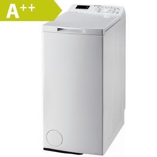INDESIT Práčka ITWD61252W(EU) biela