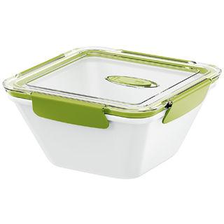 EMSA Obedový box 513961 Biely/Zelený