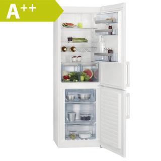 AEG Kombinovaná chladnička S53420CNW2 biela
