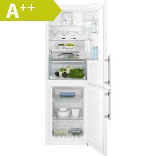 ELECTROLUX Kombinovaná chladnička EN3454NOW biela
