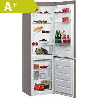 WHIRLPOOL Kombinovaná chladnička BSNF8121OX nerez