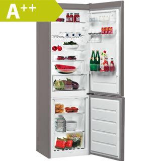 WHIRLPOOL Kombinovaná chladnička BSNF8152OX nerez