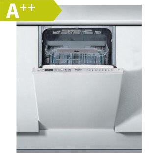 WHIRLPOOL Vstavaná umývačka riadu ADG522X nerez