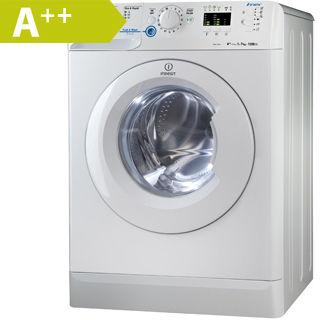 INDESIT Práčka XWA7125WEU biela