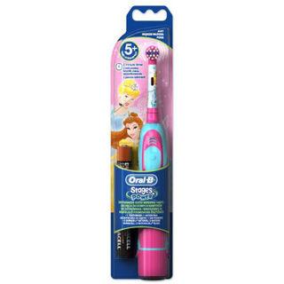 ORALB Elektrická kefka pre deti DB4K pre dievčatá