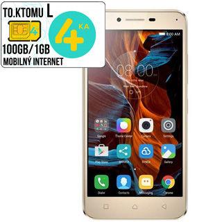 LENOVO K6 Power DUAL Sim Gold