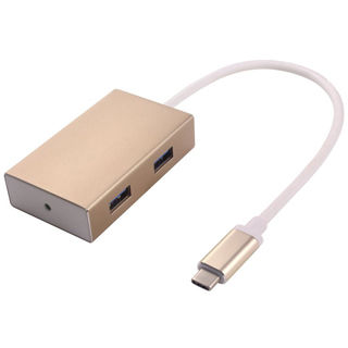 CABLE  HUB ku31hub01 USB3.1 Typ C na  4x USB3.0
