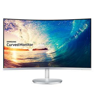 """SAMSUNG LED Monitor 27"""" LC27F591FDUXEN"""