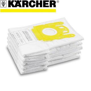 KARCHER Filtračné vrecká z netkanej textílie 5