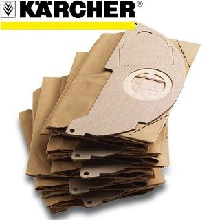 KARCHER Papierové filtračné vrecká pre MV 2