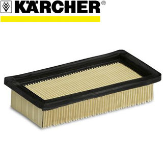 KARCHER Plochý skladaný filter s Nano vrstvou