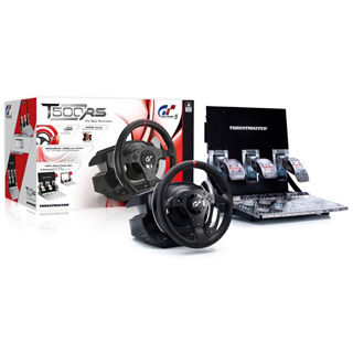 THRUSTMASTER Volant a pedále T500RS