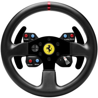 THRUSTMASTER Volant GTE Add-On Ferrari 458