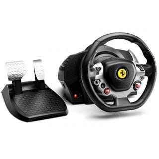 THRUSTMASTER Volant a pedále TX Ferrari 458