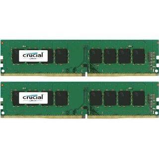 CRUCIAL 8GB (2x4GB)/DDR4/2133MHz/CL15/1.2V/Single