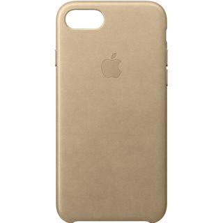 APPLE Leather Case iPhone 8/7 Tan